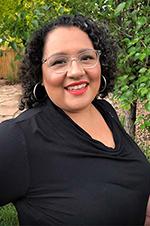 Photo portrait of Ms. Lourdes Nevarez